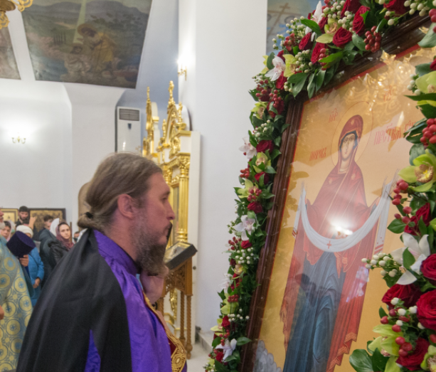 Поздравление Епископа Пахомия